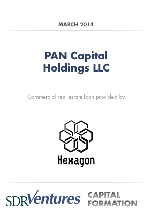 PAN Capital Holdings - Capital Formation