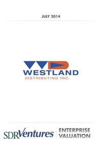 Westland-Distributing-Valuation-July-2014