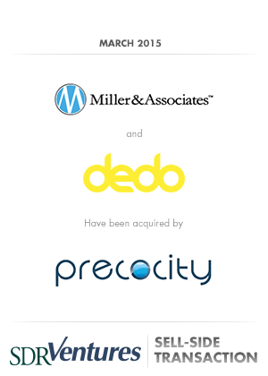 Miller & Associates and Dedo Interactive - Sell-Side Transaction