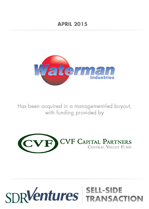 Waterman Industries - Sell-Side Transaction