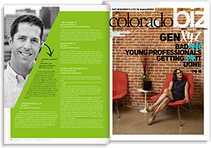 Travis Conway - Top 25 Young Professionals
