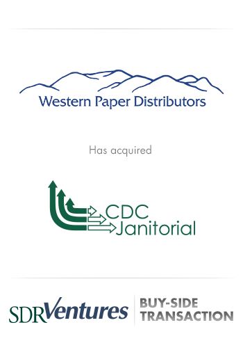 Western Paper Distributors - Buy-Side Transaction