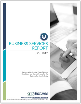 Q1 2017 Business Services Report