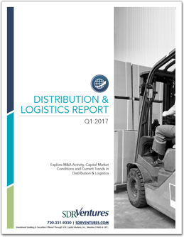 Q1 2017 Distribution & Logistics Report