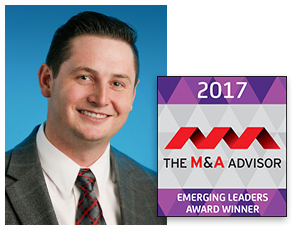 Emerging Leaders Award 2017 - Ben Rudman