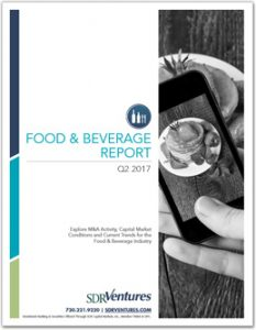 Q2 2017 Food & Beverage Report