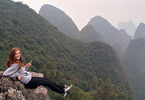 Get to Know Cassie Dobos - Life in China