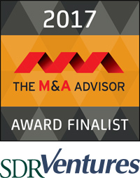 2017 Finalist for Boutique Investment Bank of the Year