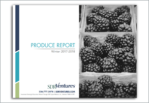 Produce Report Winter 2017-18